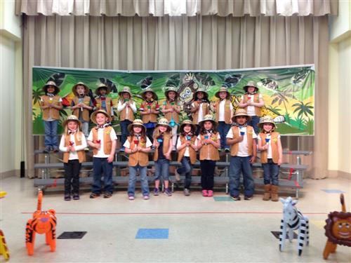 Kindergarten Jungle Fun